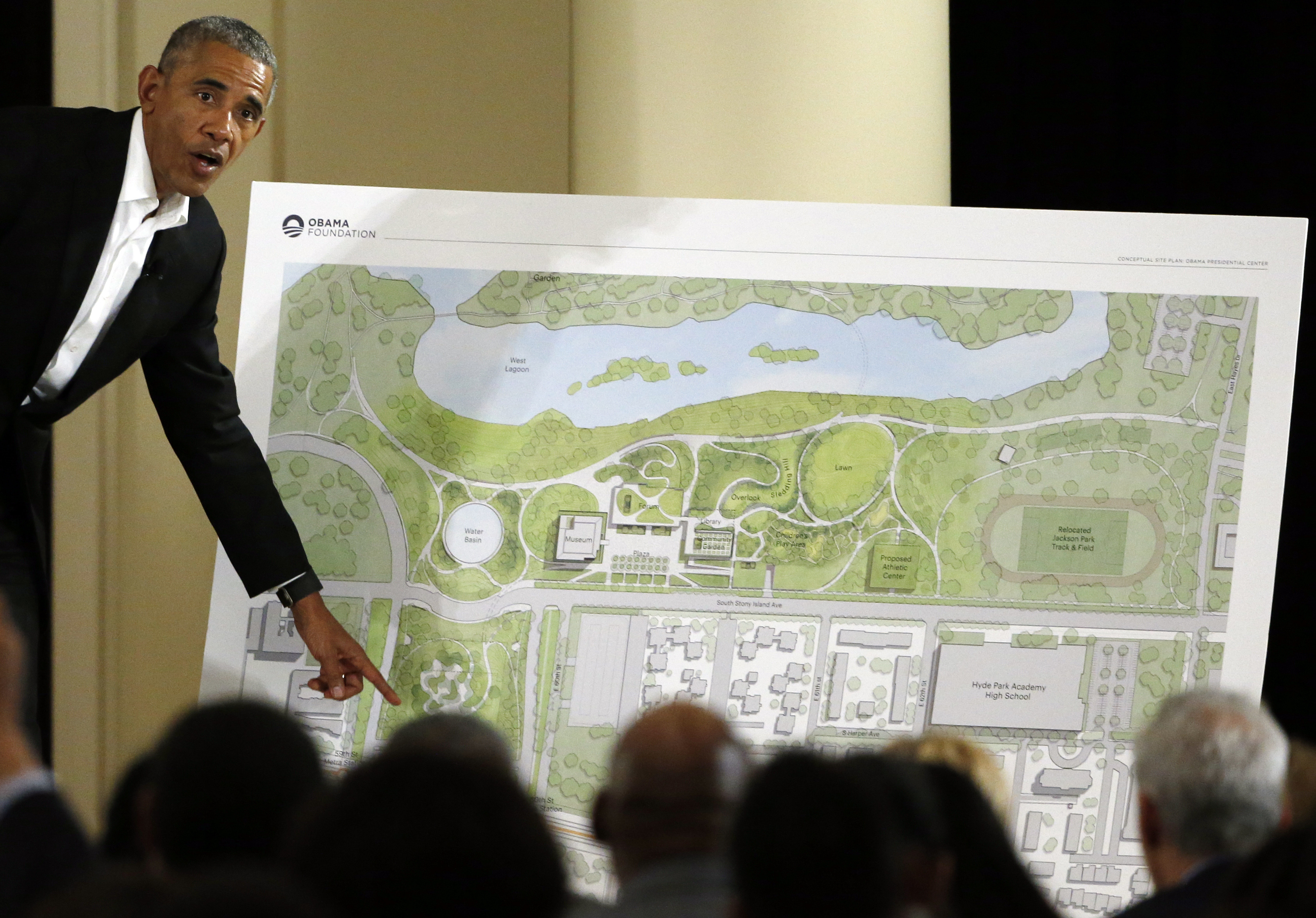Judge: Construction On Obama Presidential Center Should Proceed