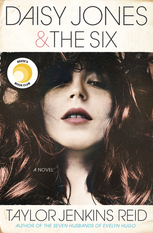 book cover daisy jones & the six