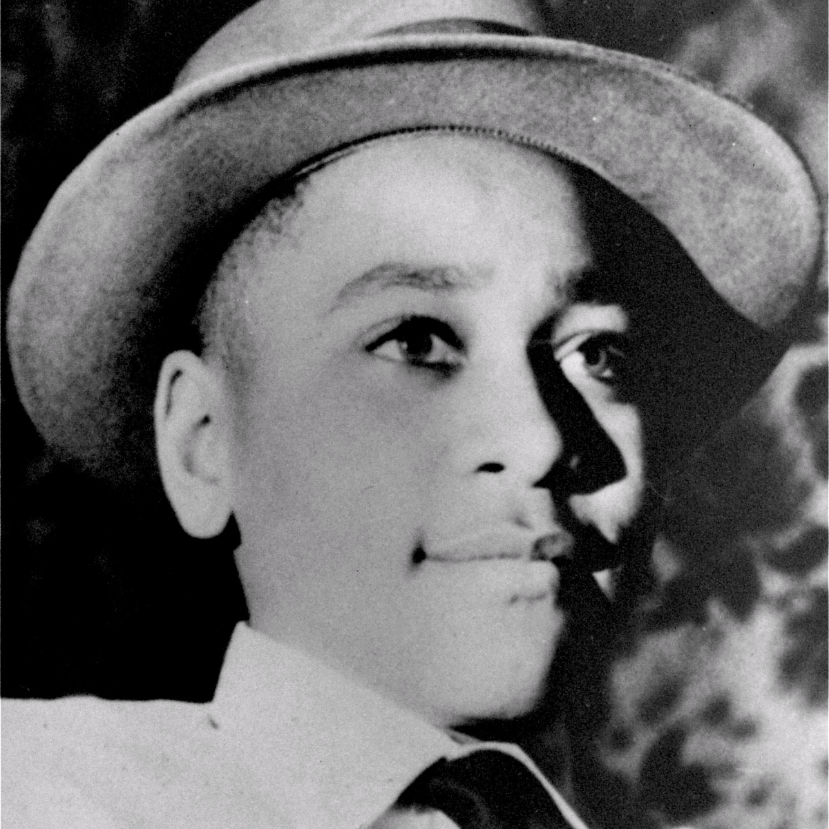 An undated portrait of Emmett Louis Till, a black 14 year old Chicago boy, whose weighted down body was found in the Tallahatchie River near the Delta community of Money, Mississippi, August 31, 1955. (AP Photo)