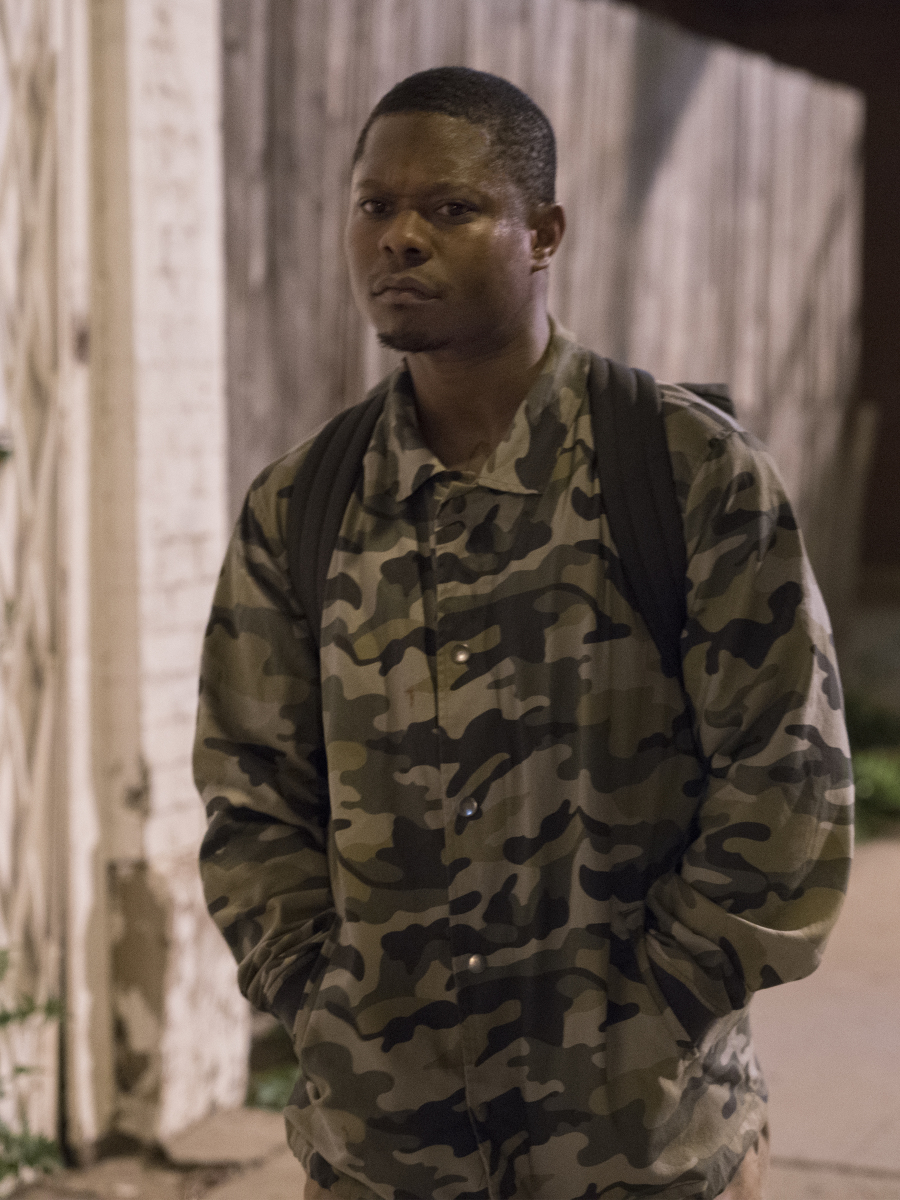 Jason Mitchell as Brandon (Parrish Lewis/SHOWTIME)