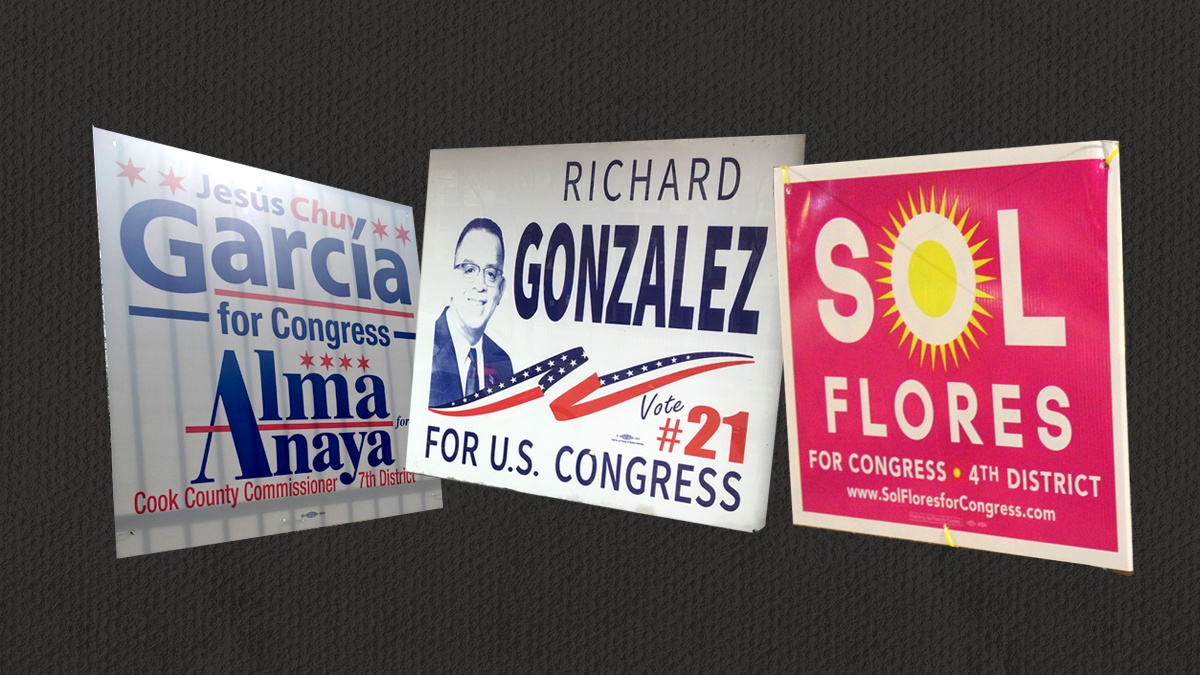 Illinois' 4th Congressional District: Fight For The 'Latino Earmuffs' | WBEZ