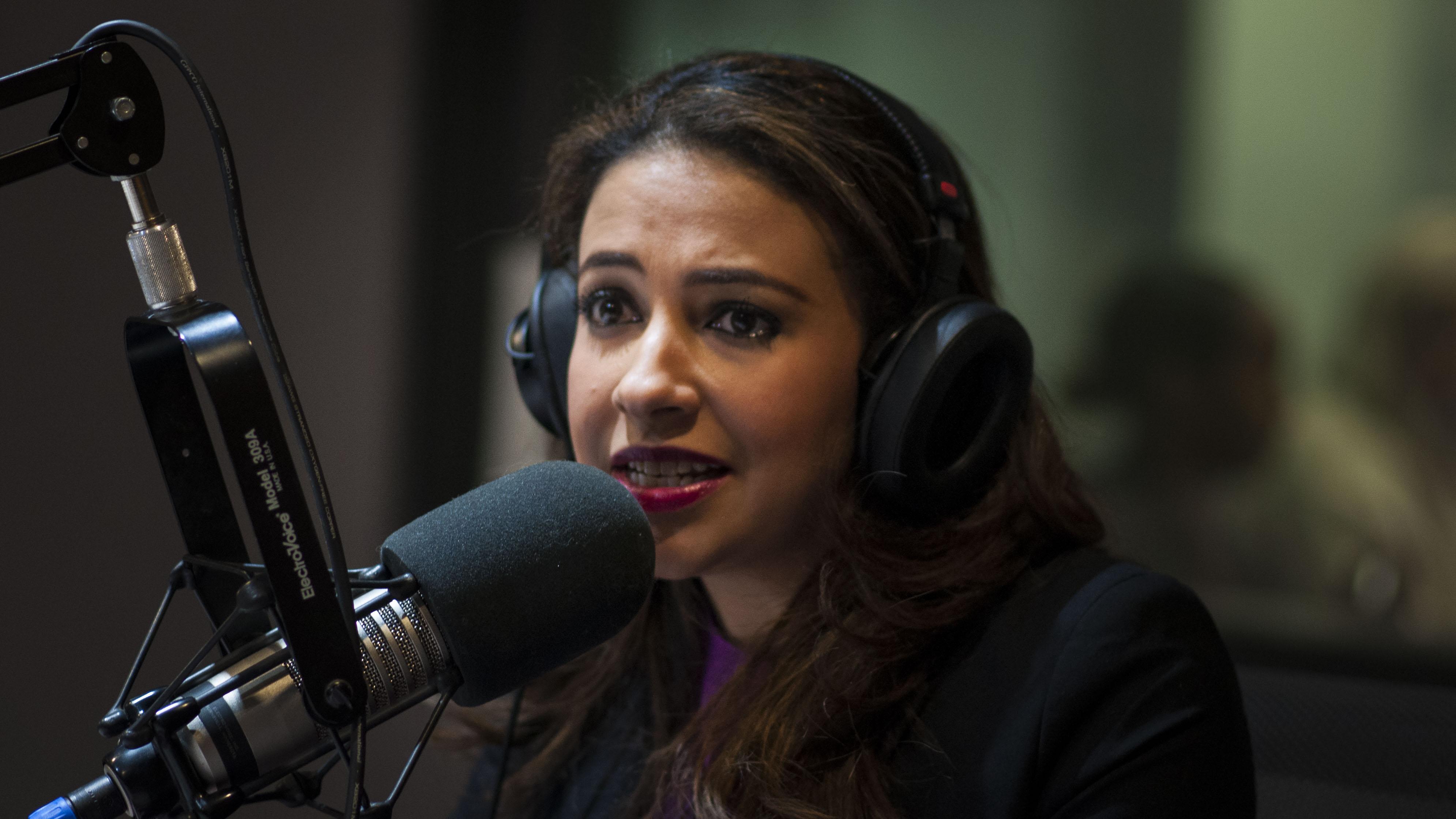 Erika Harold, attorney (Jason Marck/WBEZ)