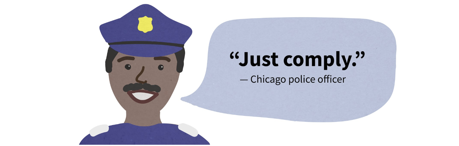 CPD Officer Illo
