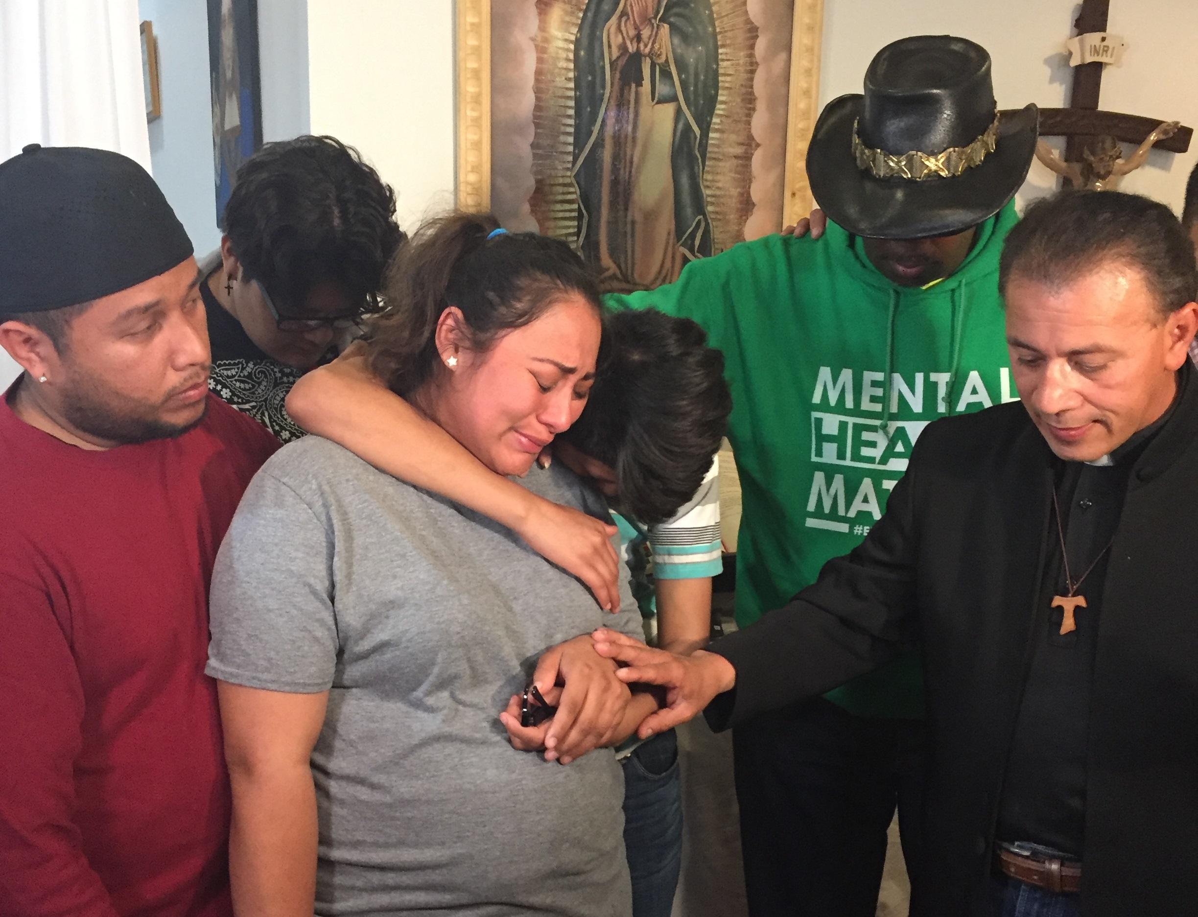 Facing Deportation, Pregnant Mom Seeks Refuge In Chicago Church