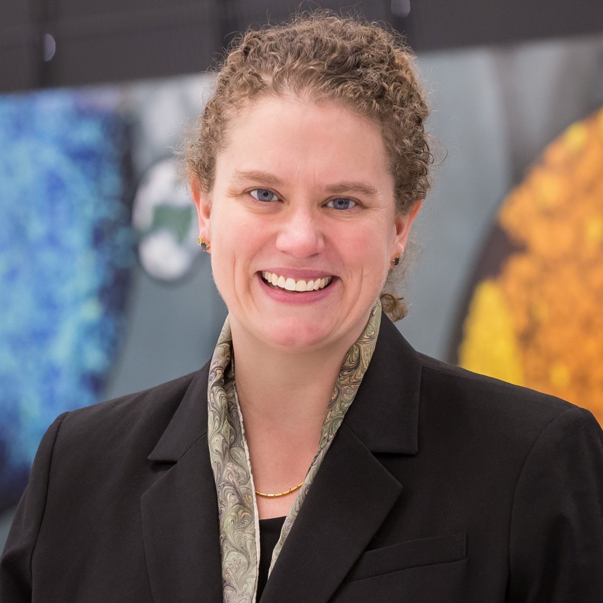 Katherine Riley. (Photo courtesy of Argonne)