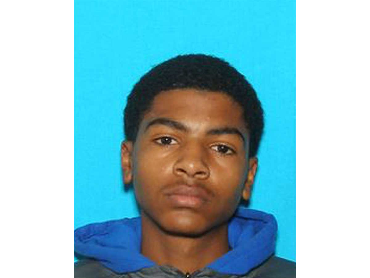 This undated photo provided by Central Michigan University shows James Eric Davis Jr., who police identified as the shooting suspect at a Central Michigan University residence hall on Friday, March 2, 2018. (Courtesy of Central Michigan University via AP)