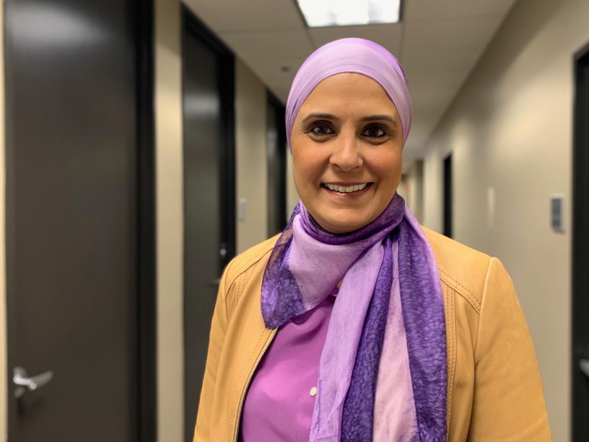 """I think we're invisible in the political world,"" says Dilara Sayeed, an entrepreneur and former teacher who ran for state representative in the 5th district in 2018, but lost the Democratic primary to the party-backed candidate."