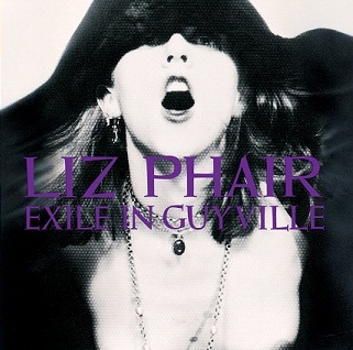 The cover of Liz Phair's 'Exile in Guyville' was taken in the photo booth at the Rainbo Club.