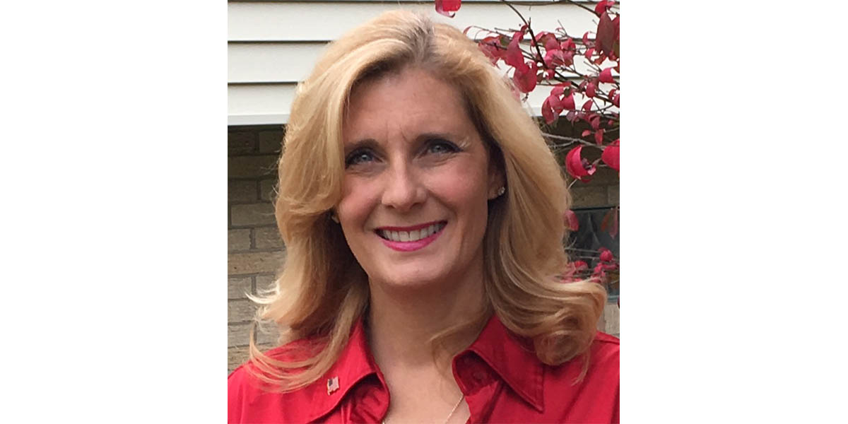 Maine Township Trustee Kim Jones says she was sexually harassed by her fellow Republican colleague, Trustee David Carrabotta. Carrabotta strongly denies the allegations. (Courtesy of Kim Jones)