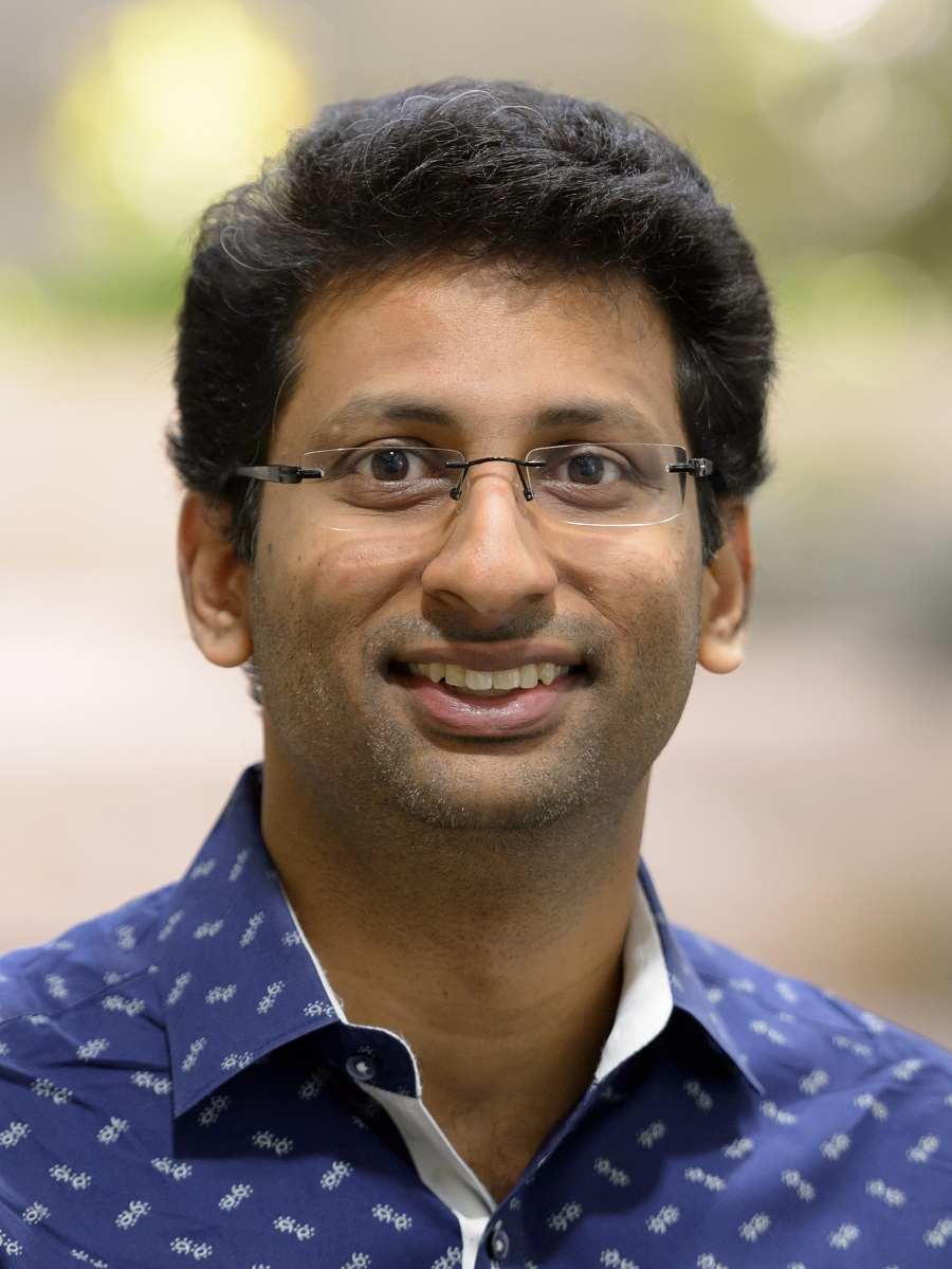 Rajesh Sankaran. (Photo courtesy of Argonne)