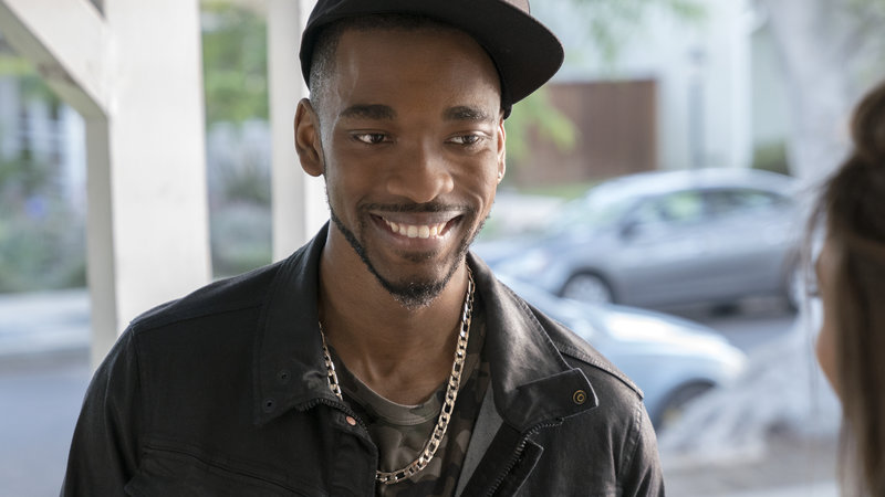 Jay Pharoah plays a character inspired by Jamie Foxx in 'White Famous'. Michael Desmond/Showtime