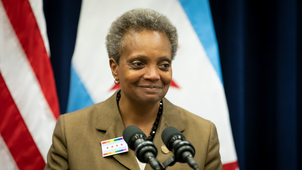 Watch Your Wallets, Chicago. Mayor Lightfoot On Likely Tax Hikes