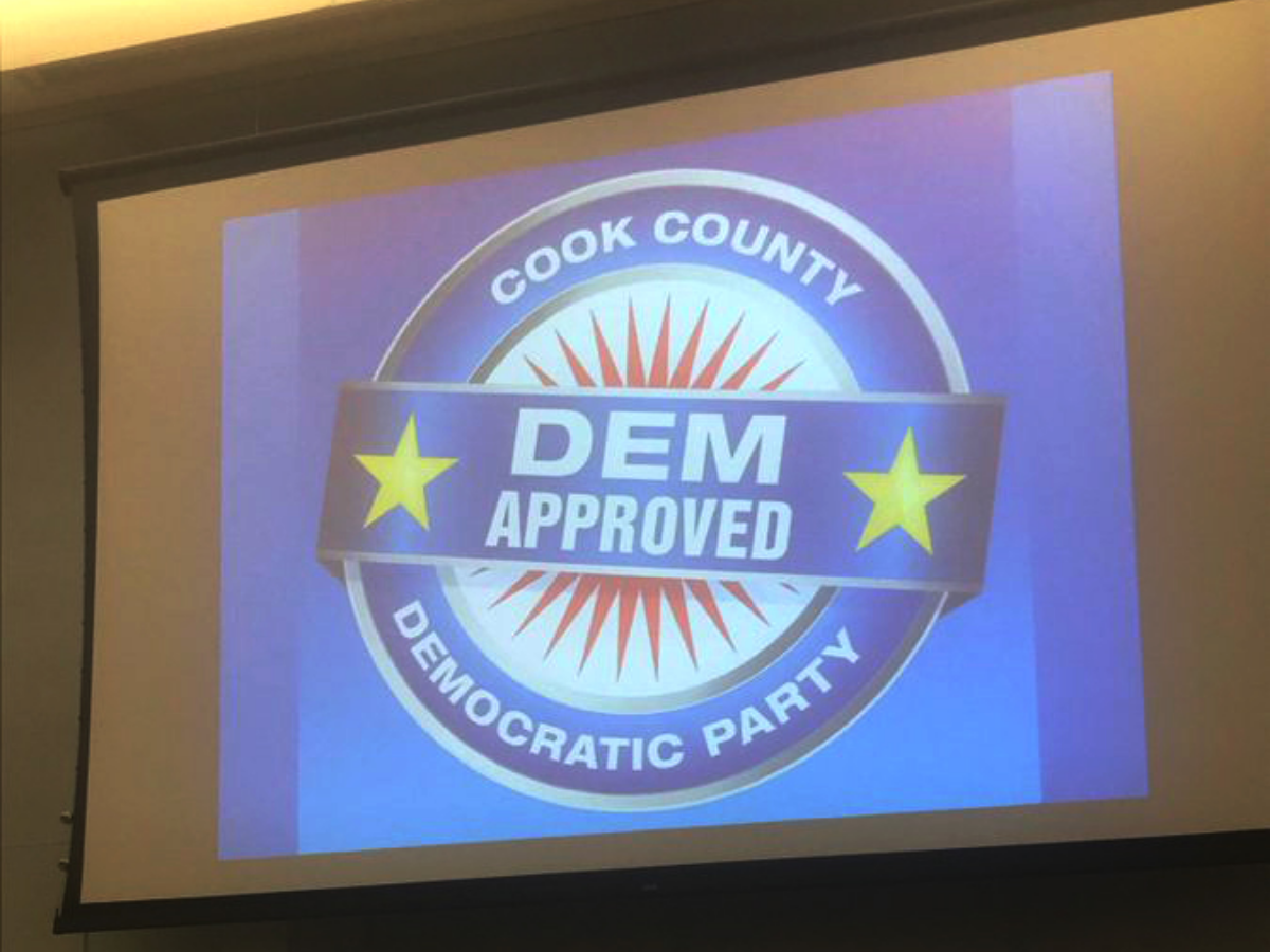 Cook County Democratic Party Makes Its Pick For Circuit Court Clerk