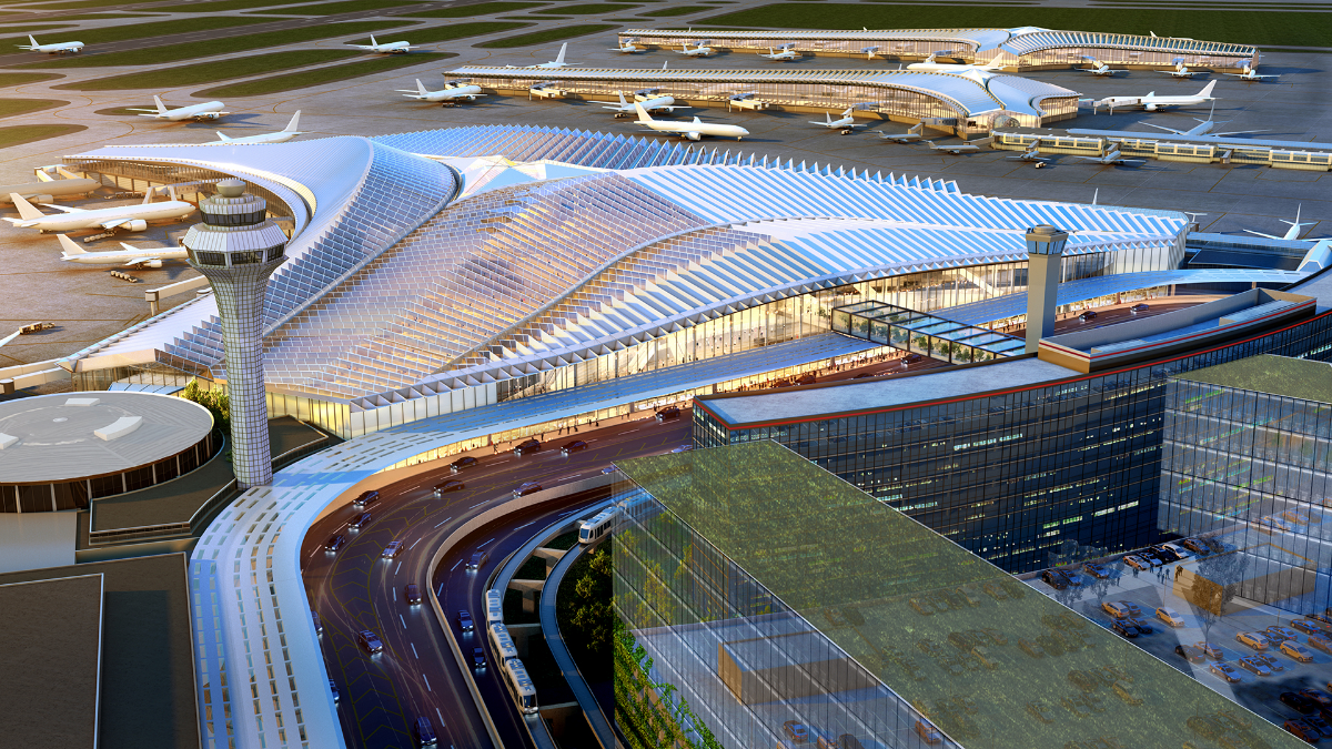 Little Time For Public To Weigh In On O'Hare Designs