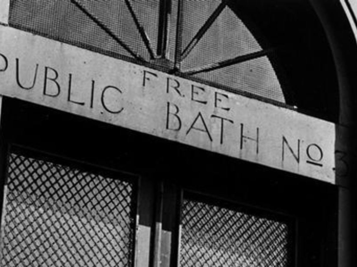 Chicago Bathhouses: More Than A Century Of Sanitation, Sex and Sweat