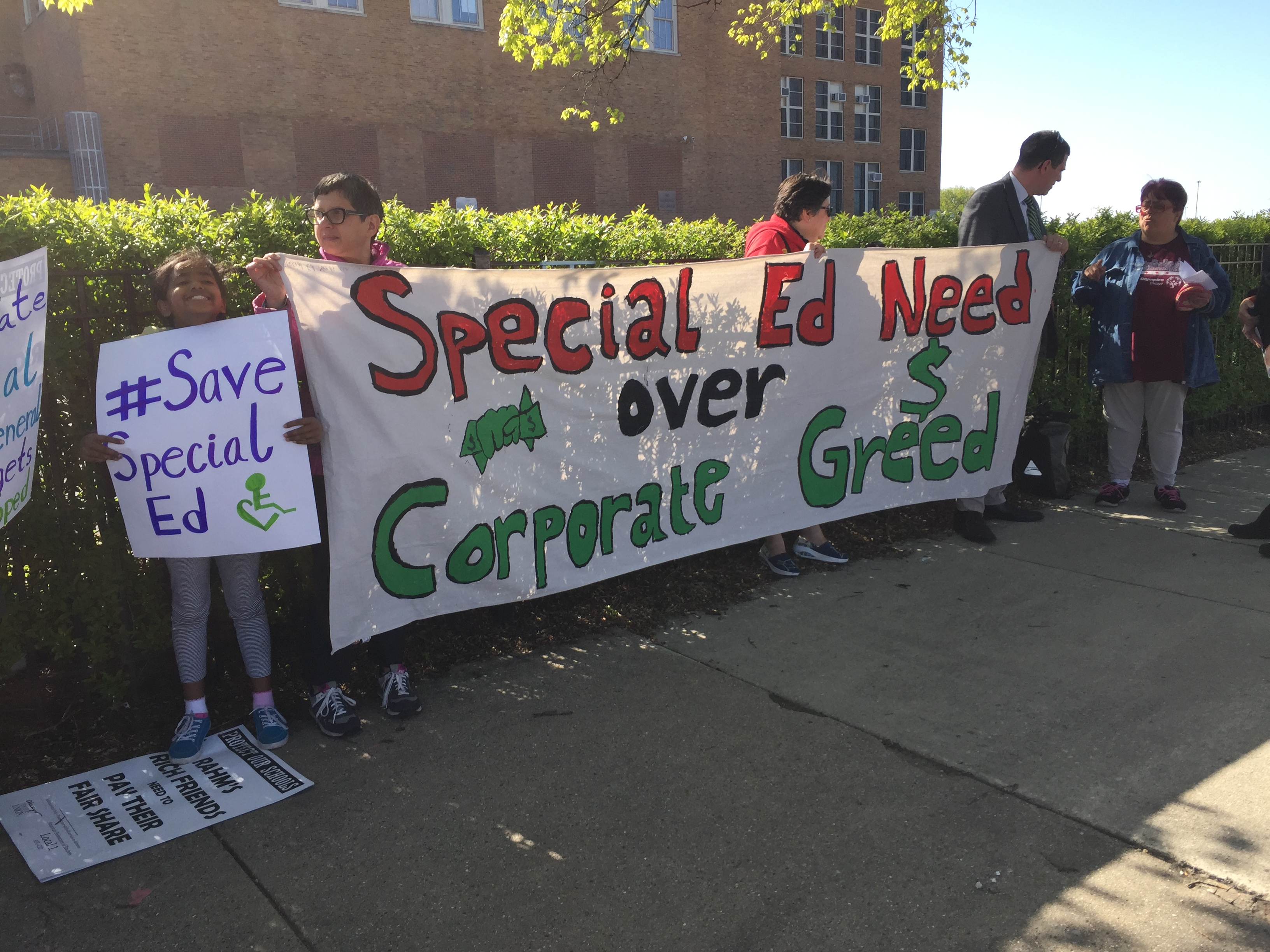 Bostons Special Education Budget Cuts >> Cps Secret Overhaul Of Special Ed Led To Big Service Cuts Wbez