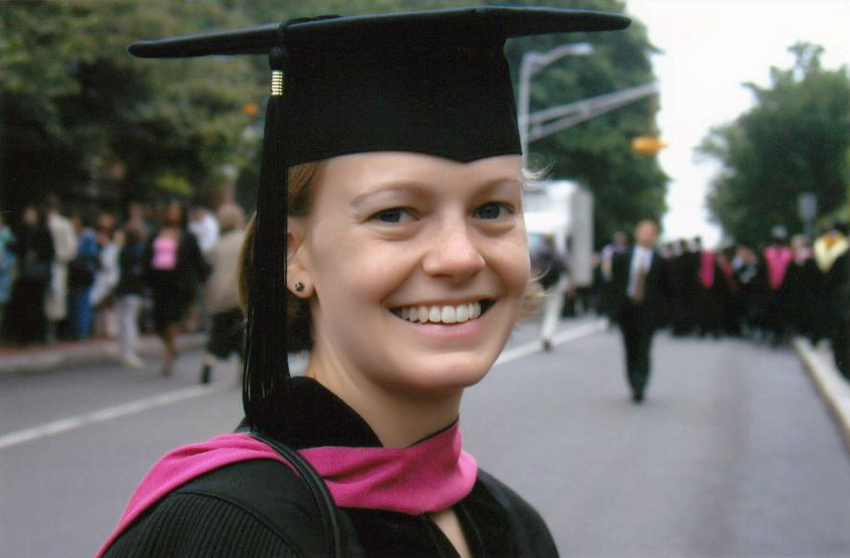 After graduating from medical school at Harvard, Stulberg wanted to come back to Chicago where she grew up. It was after she found the process of getting abortion training difficult that she founded Midwest Access Project. (Courtesy of Debra Stulberg)