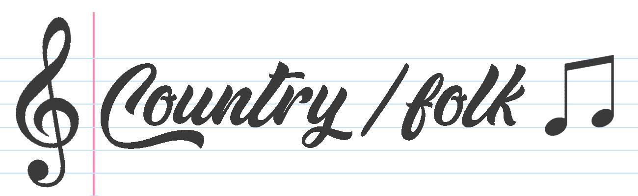 Country/Folk Header