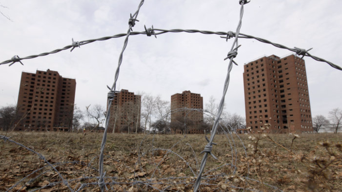 Housing segregation in the United States