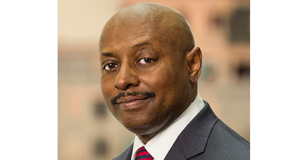 Eugene Jones is the Chicago Housing Authority's CEO. (Courtesy of the Chicago Housing Authority)