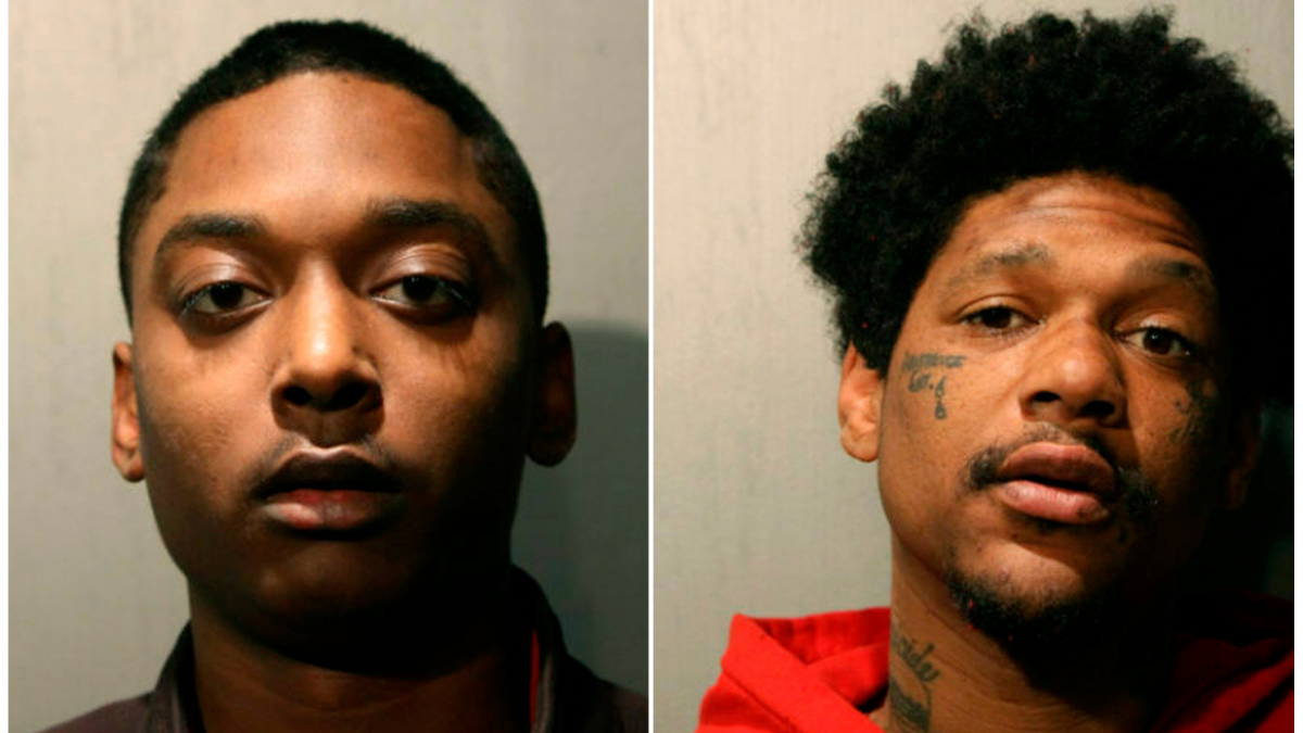 2 Charged In Killing Of Off-Duty Chicago Cop