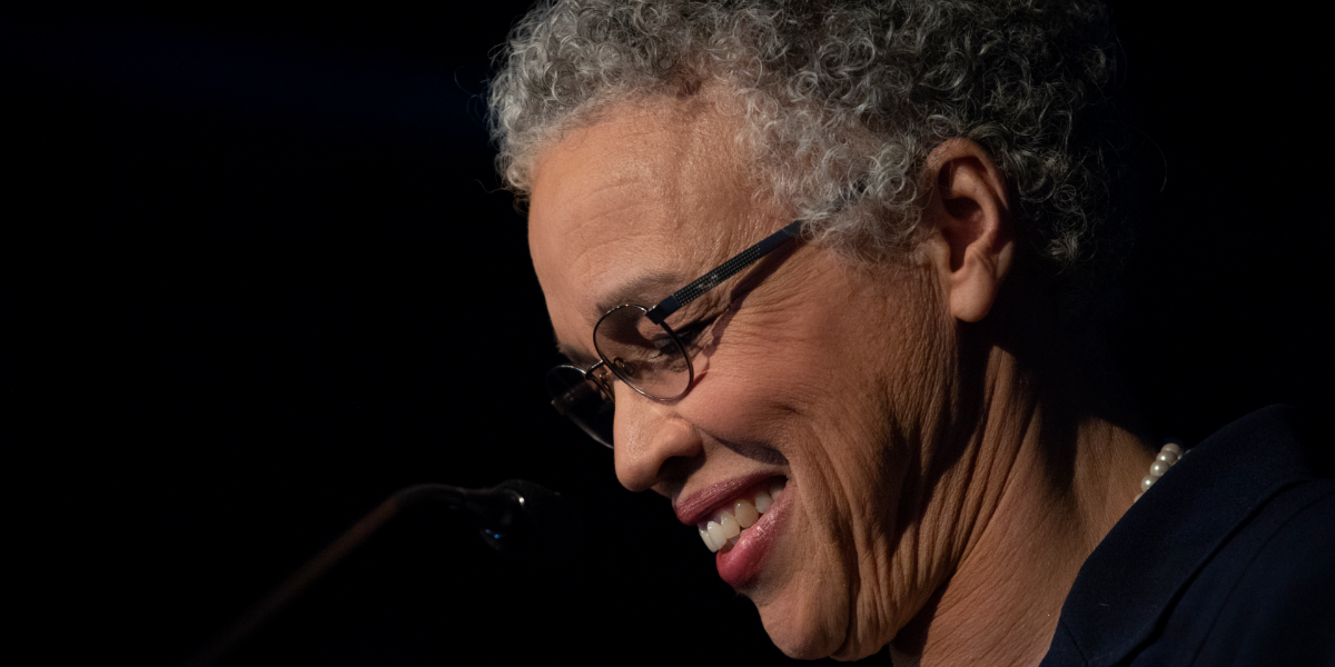 Preckwinkle concession speech April 2019