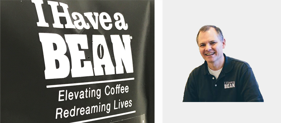 Pete Leonard, founder of I Have a Bean coffee roasters, decided to hire ex-offenders after seeing his brother-in-law, who was convicted of a felony, struggle to find employment. (Courtesy Pete Leonard)