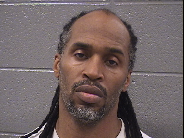 David Farr, a.k.a. Javani Ali. Cook County Sheriff's Office