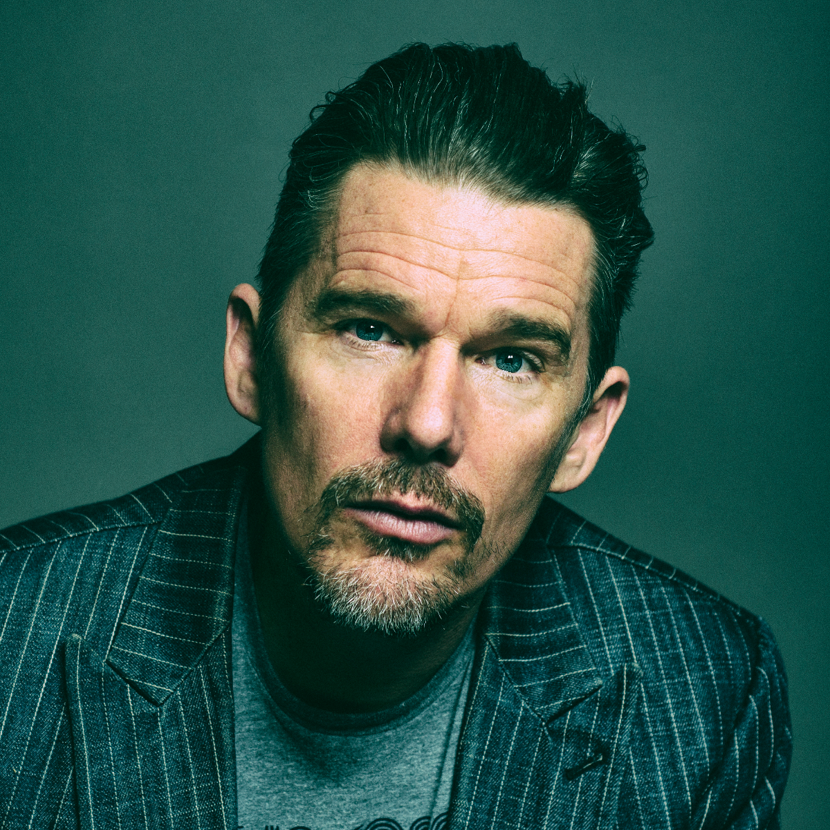 Ethan Hawke On His New...
