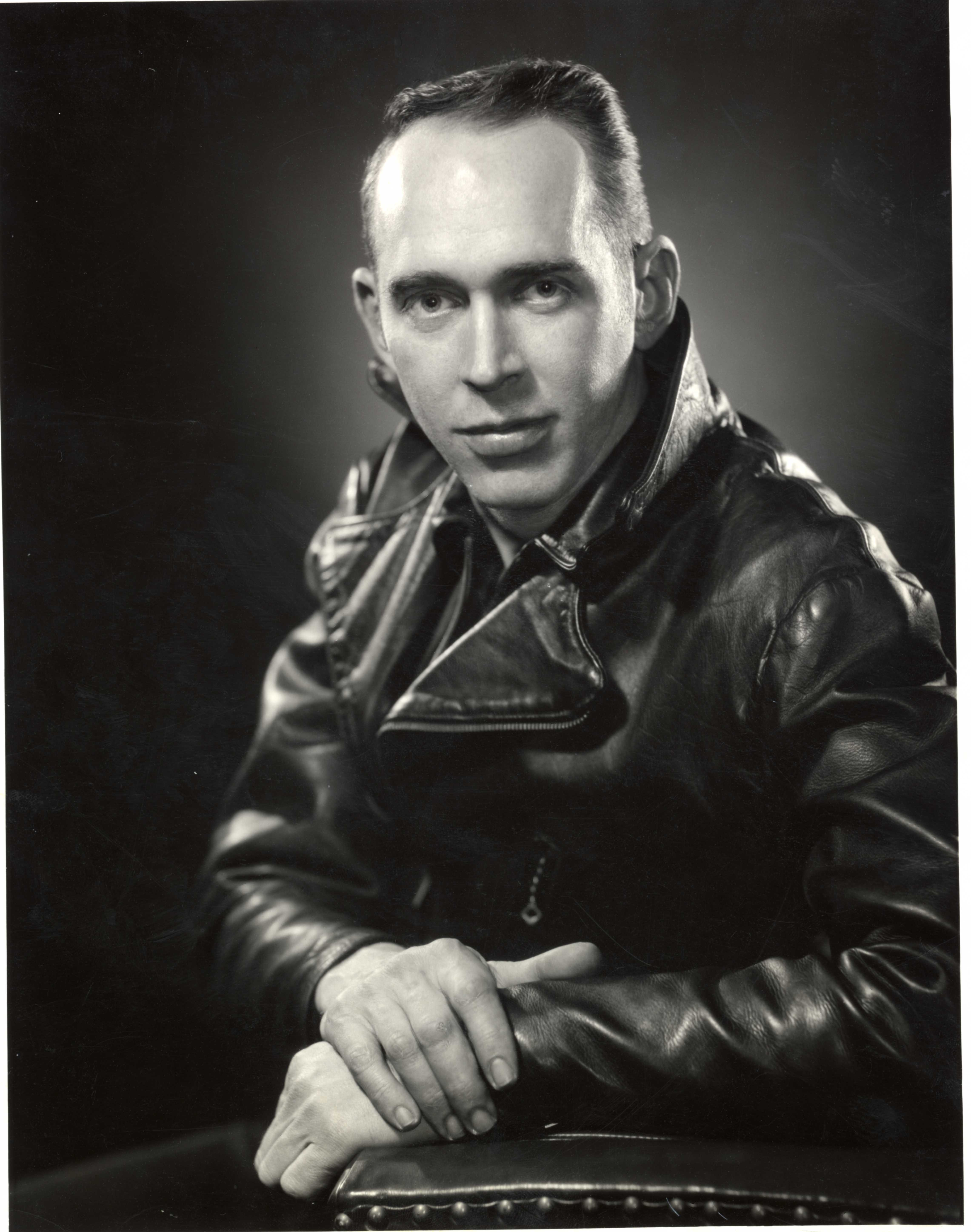 Chuck Renslow (above) founded the Gold Coast bar in the 1950s. It is believed to be the first leather bar in the U.S., according to the Windy City Times. (Photo Courtsey of the Leather Archives & Museum)