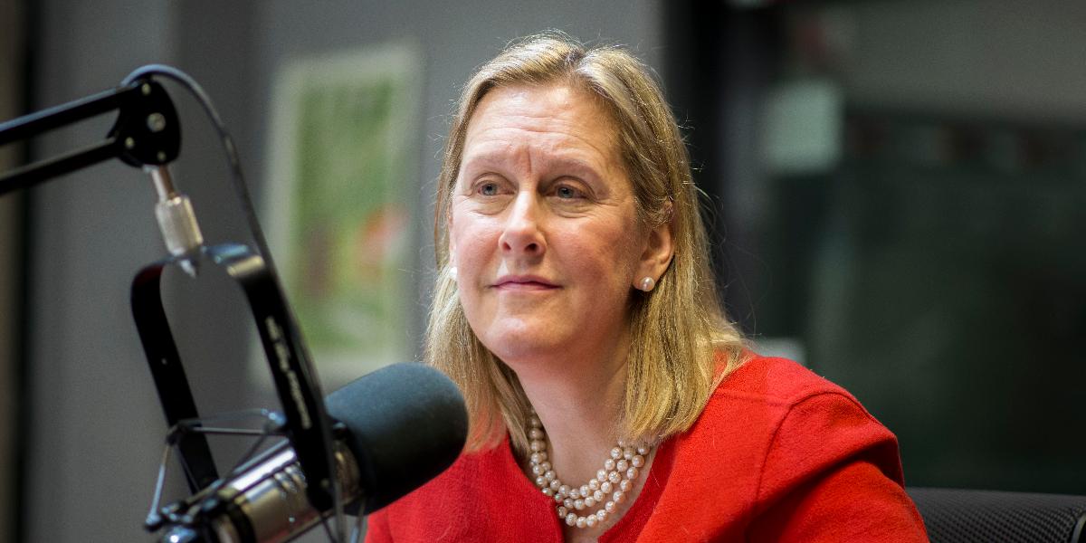 Highland Park Mayor Nancy Rotering (Jason Marck/WBEZ)