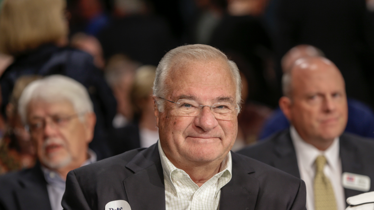 The plan comes after leaked emails of Ricketts family patriarch Joe Ricketts, shown here in 2014, were published online. The emails included racist and Islamophobic exchanges. (AP Photo/Nati Harnik)