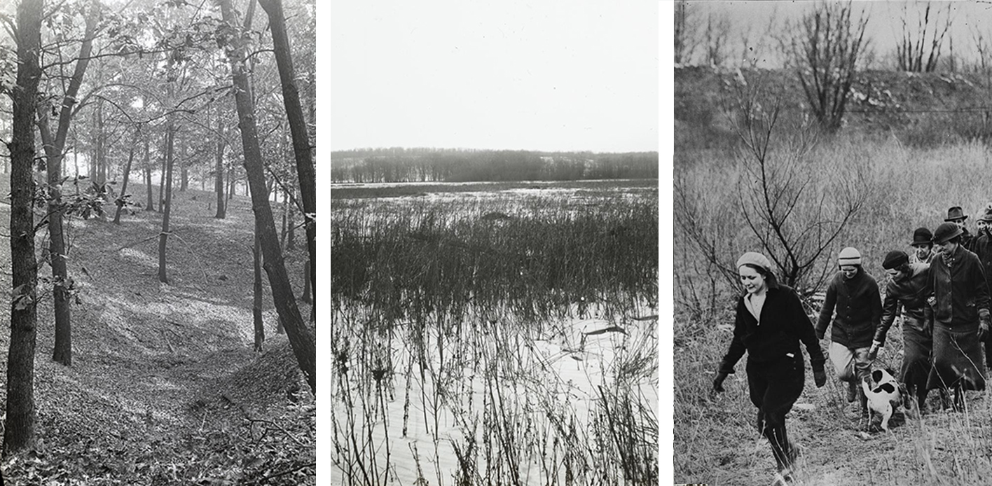 Architect Dwight Perkins spent more than a decade fighting over what kind of nature deserved to be preserved in the Chicago area. He believed forests, wetlands, and prairies were all worthy of preservation. (Courtesy University of Illinois at Chicago Library)