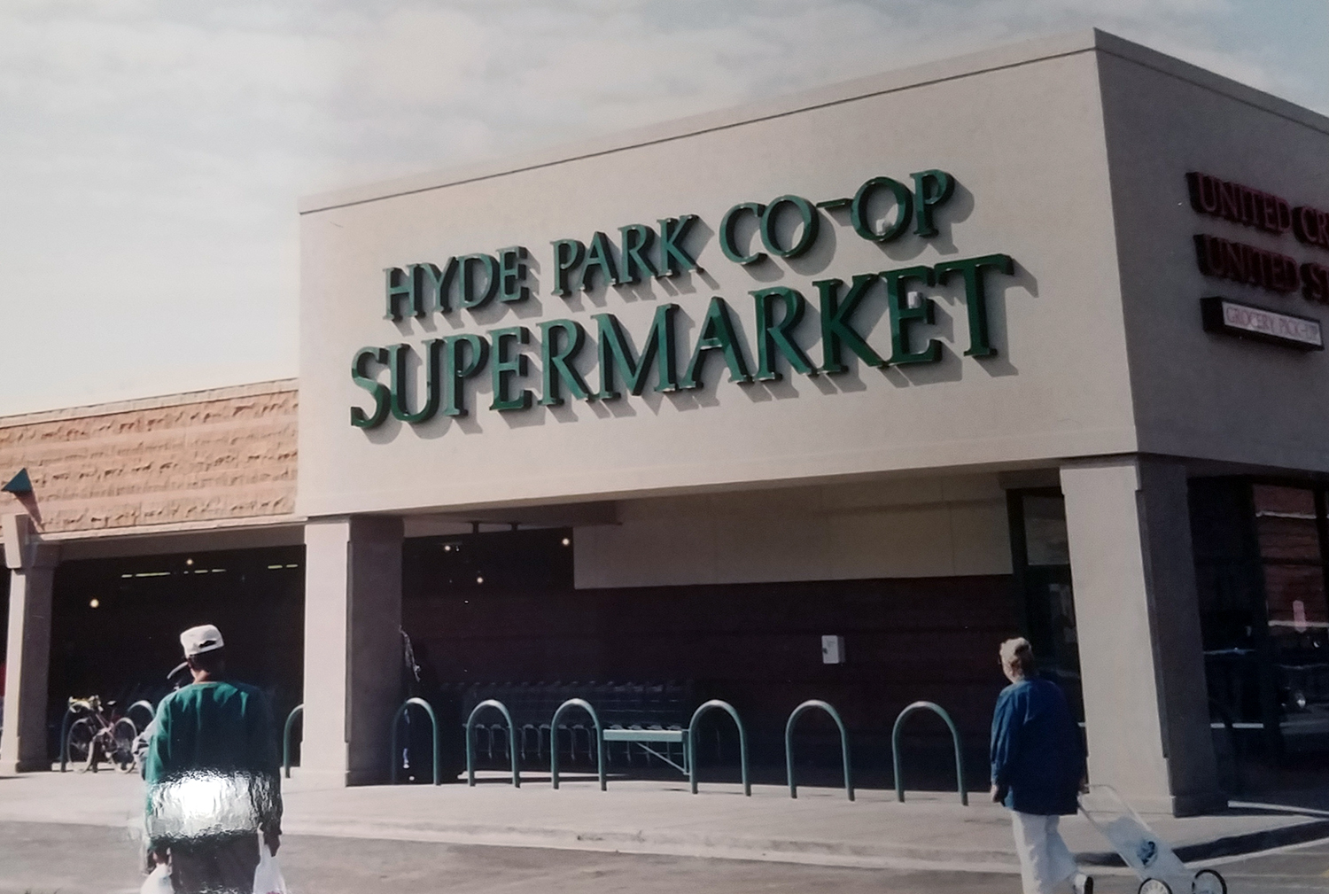 The Hyde Park Co-Op, Chicago's longest-running cooperative grocery store, stayed in business for 75 years. (Courtesy Special Collections Research Center, University of Chicago Library)