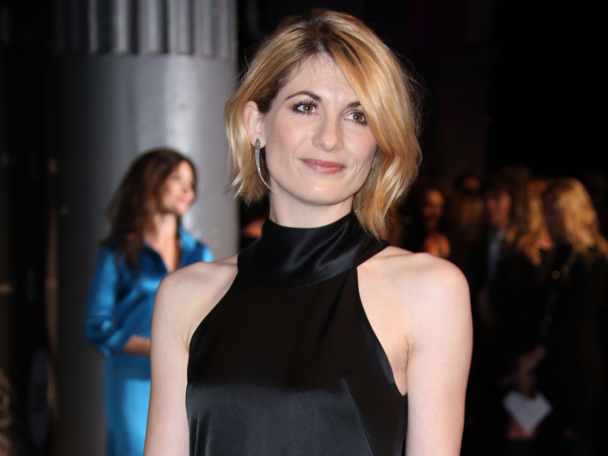 In July, the BBC announced Jodie Whittaker as the next star of the long-running TV show 'Doctor Who,' making her the first woman to take the leading title role. 'It's absolutely time for this to happen,' Kingston said on Nerdette of Whitaker's casting. (Joel Ryan/Invision/AP)