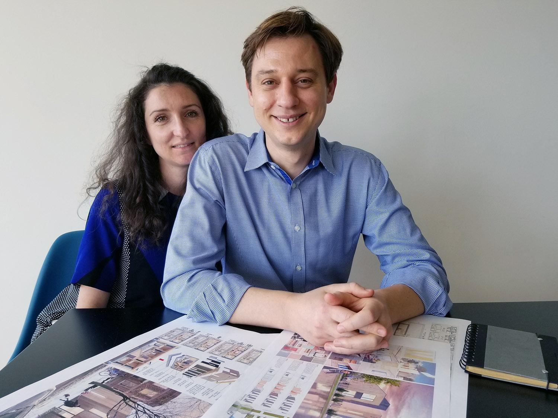 Petya Petrova and Georgi Todorov