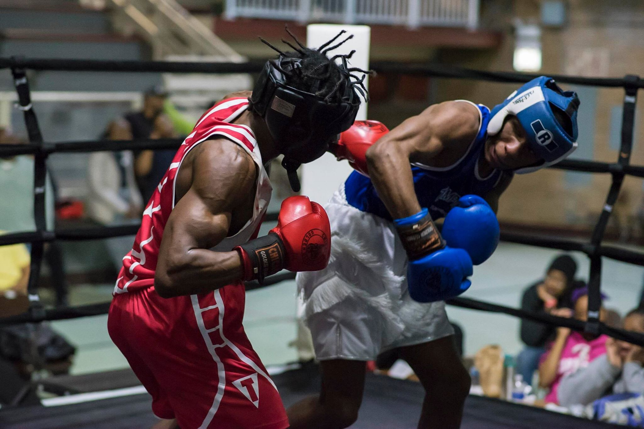 Golden Gloves Boxing Championship Returns To Chicago Wbez