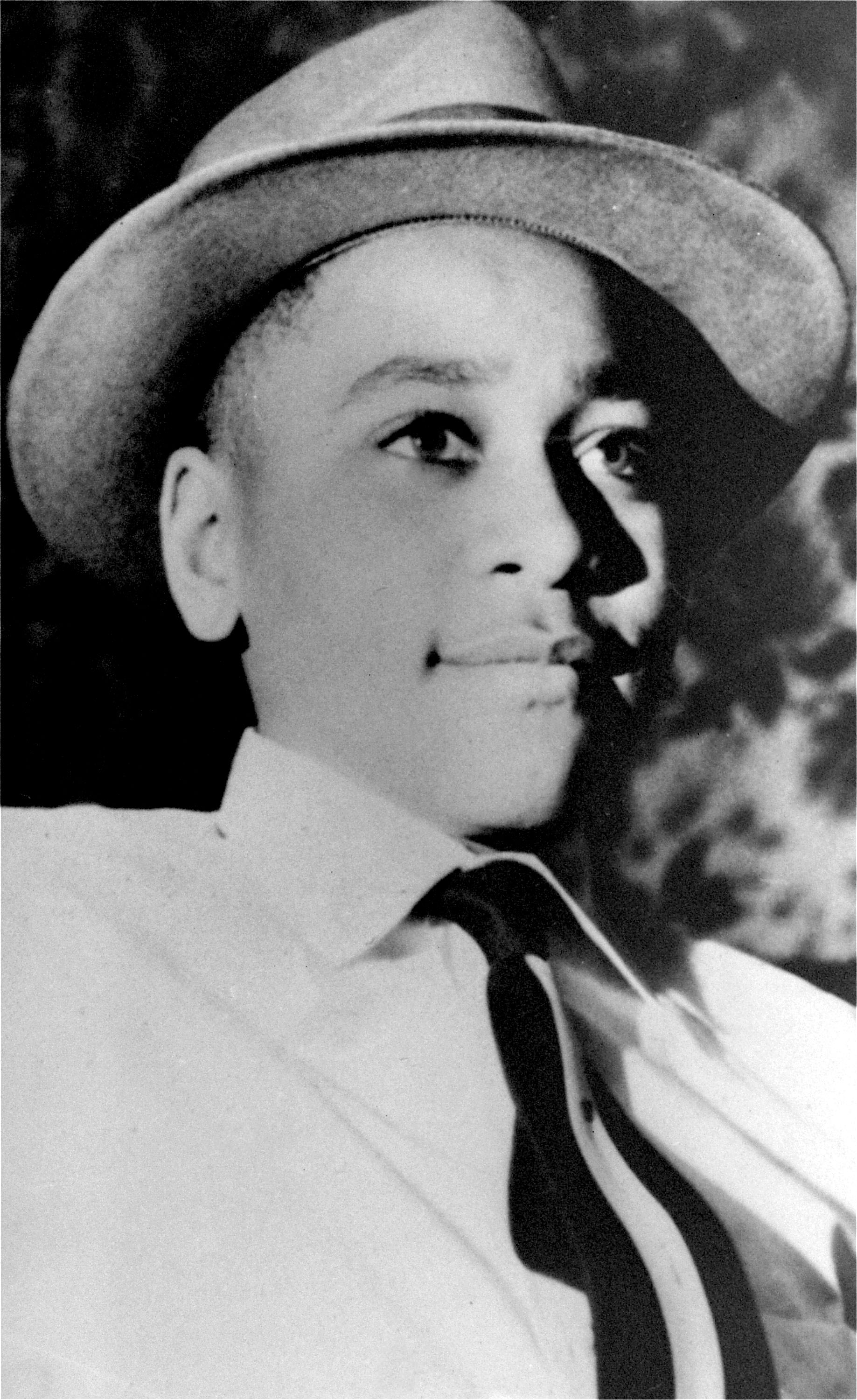 An undated portrait of Emmett Louis Till. (AP Photo)