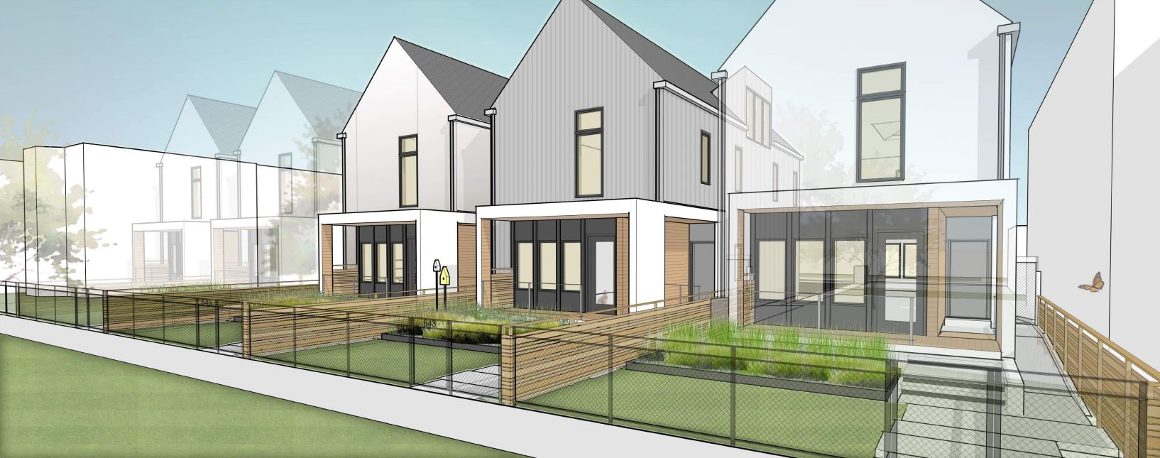 adaptable house rendering