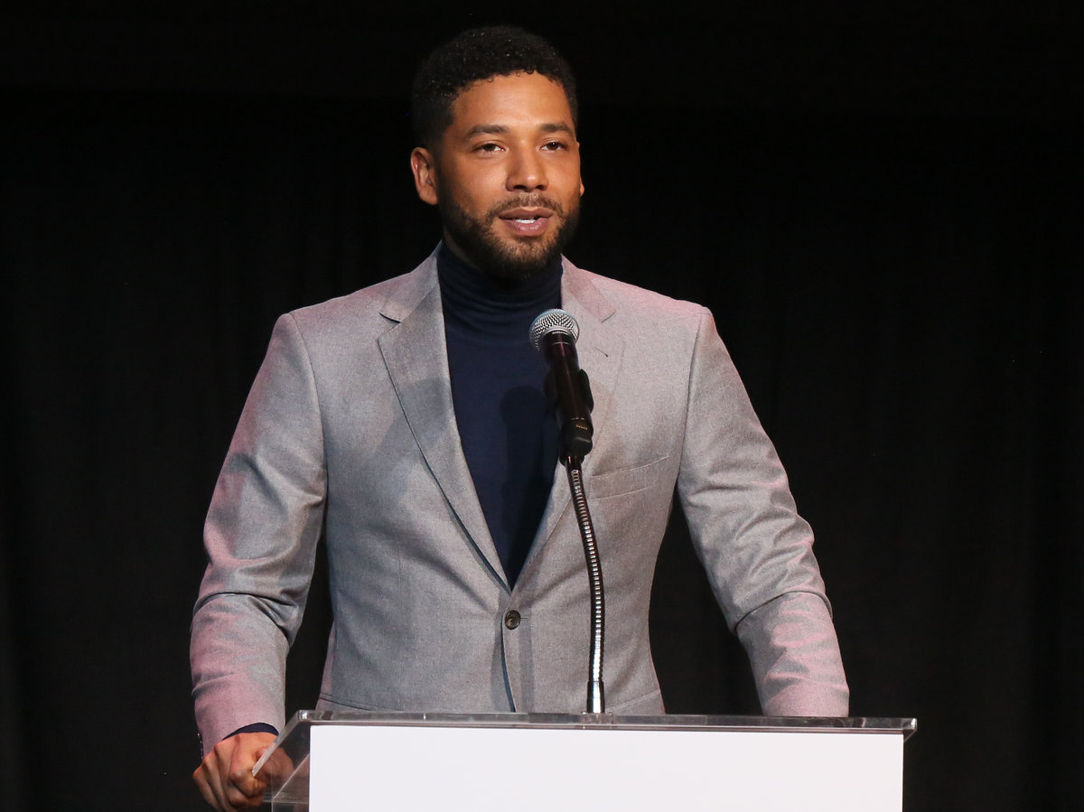 Jussie Smollett Turns Self In To Face Charge