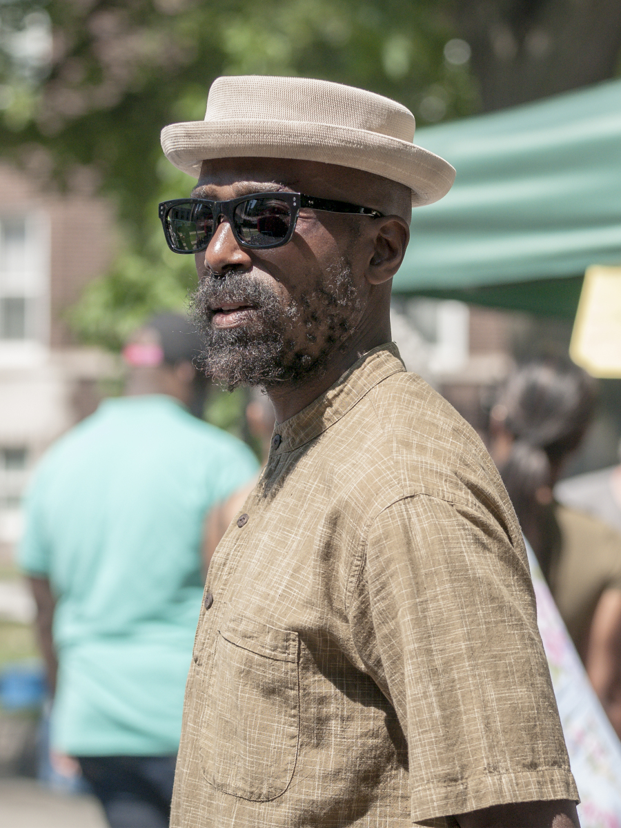Ntare Guma Mbaho Mwine as Ronnie. (Matt Dinerstein/SHOWTIME)