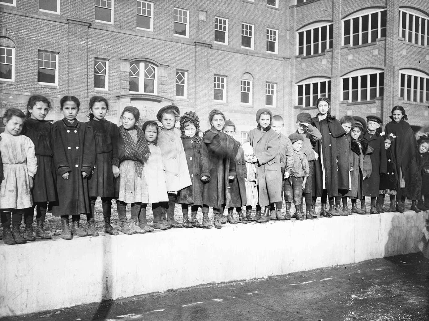 The Jane Addams' Hull House was the home base for many Progressive Era women. These women were particularly concerned with the plight of children, and juvenile justice reform was a natural extension of their mission. (Courtesy Chicago History Museum, DN-0005531_pm)