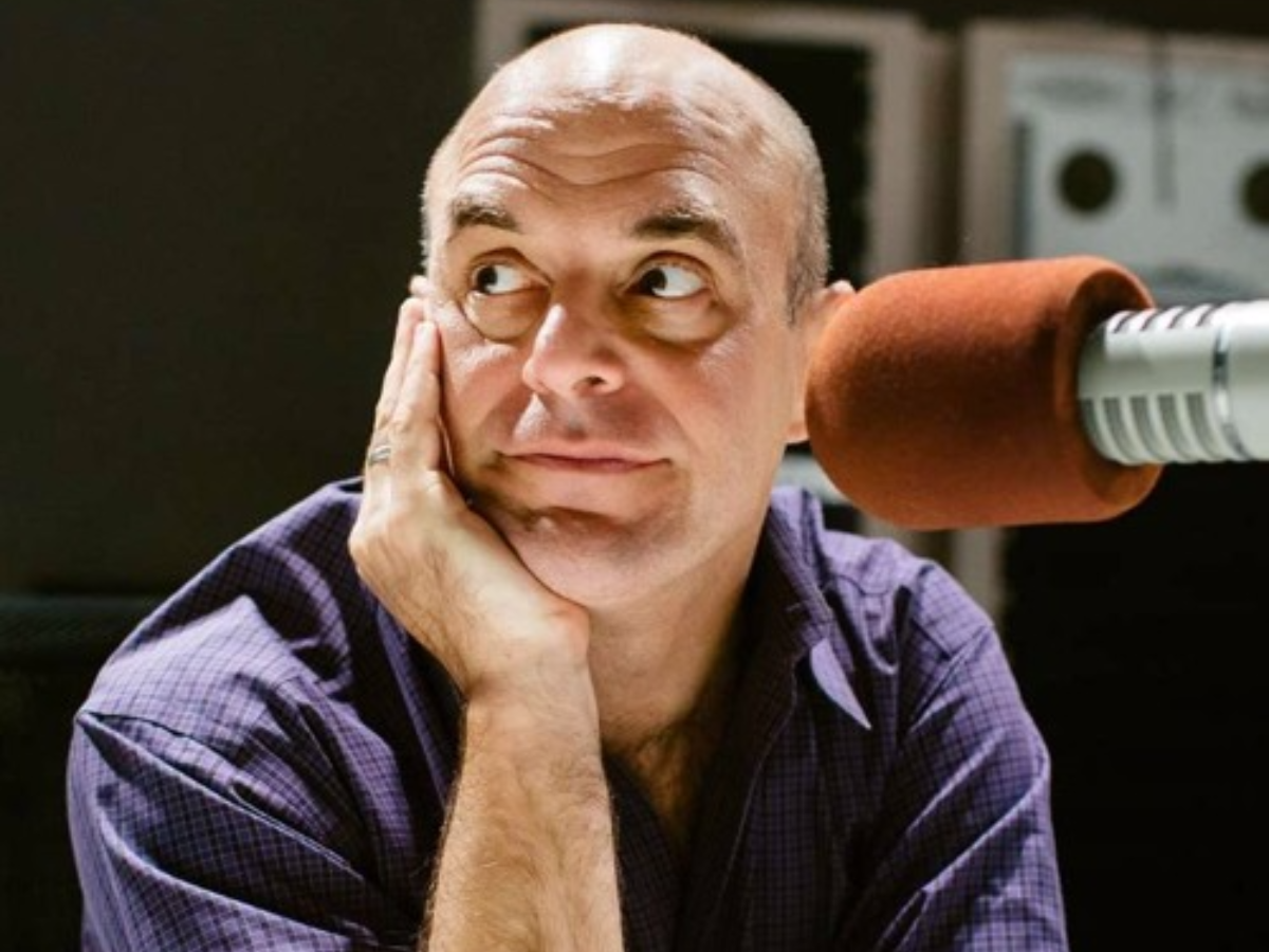 Peter Sagal is the host of NPR's news quiz show 'Wait, Wait … Don't Tell Me!' He's also the co-host of our OTHER podcast, 'Nerdette Recaps Game Of Thrones with Peter Sagal.' He loves running and his dog. (WBEZ/File)
