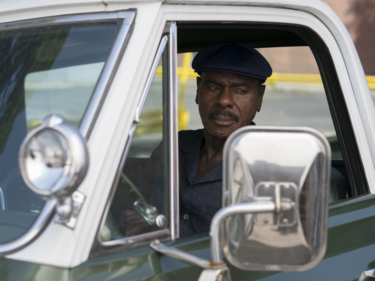 Steven Williams as Quentin.(Parrish Lewis/SHOWTIME)