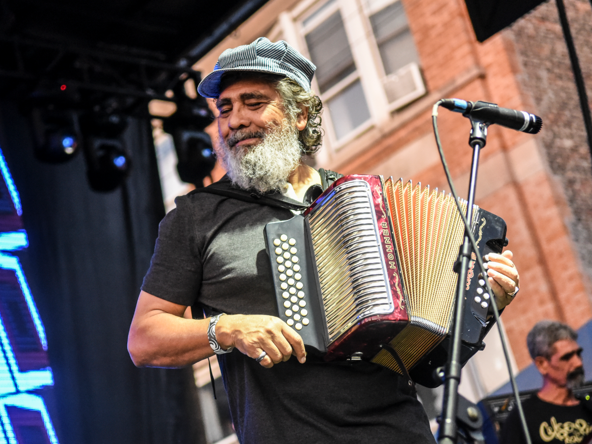 Chicagoans Mourn Loss Of Renowned Mexican Musician Celso Piña