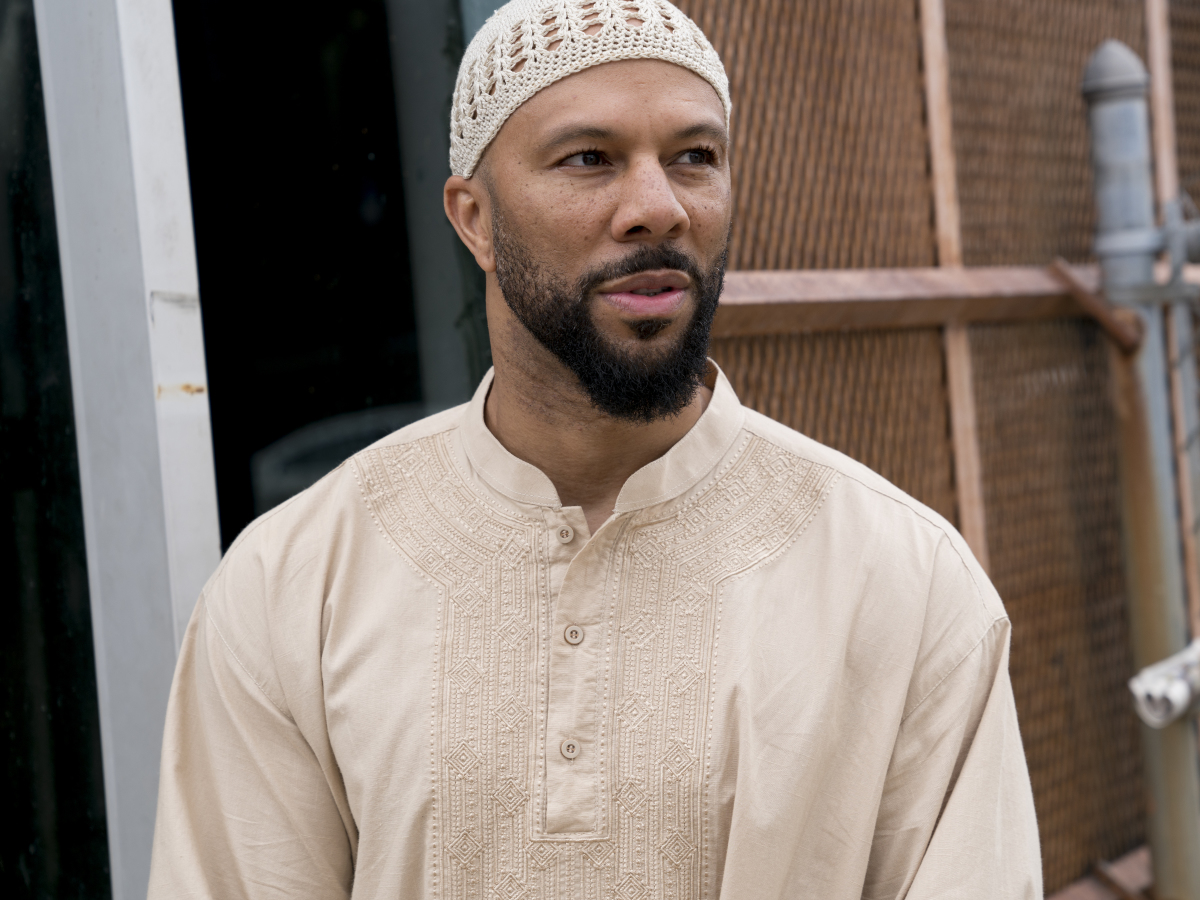 Common as Rafiq. (Parrish Lewis/SHOWTIME)