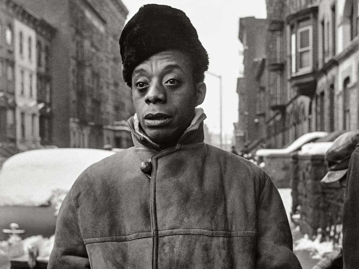 Baldwin in NYC