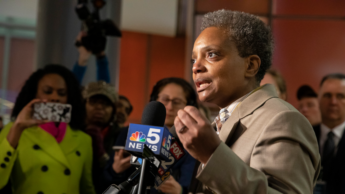 Chicago Mayor Lori Lightfoot Acknowledges Fumble On Casino Announcement