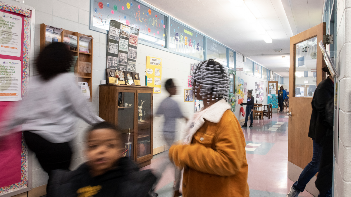 Research by a Stanford University professor found that elementary students in Chicago Public Schools grew academically at a faster rate than nearly all school district in the country.