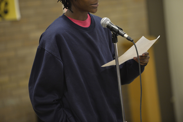 Cook County Juvenile Temporary Detention Center Louder Than A Bomb